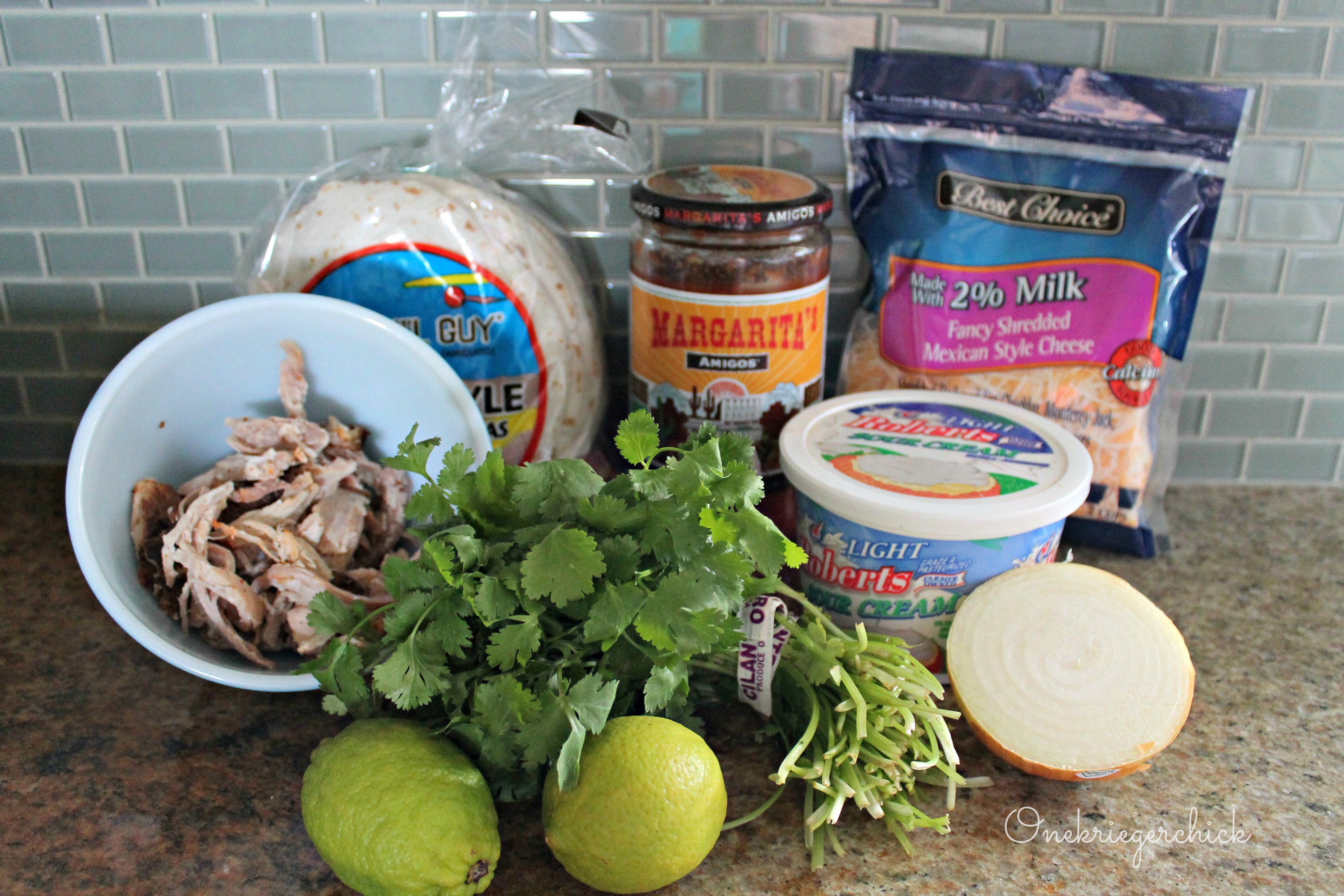 Lime Chicken Soft Tacos Recipe — Dishmaps