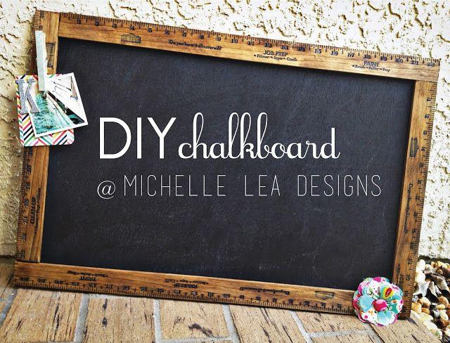 Michelle Lea chalkboard
