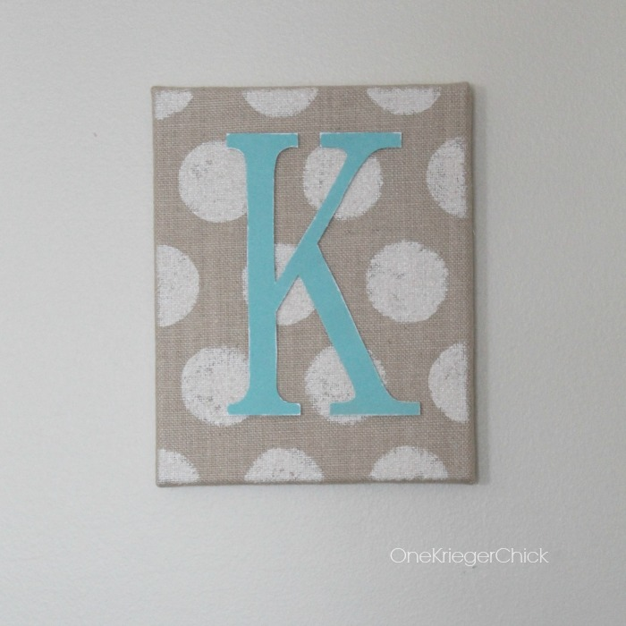 Easy Monogram Art