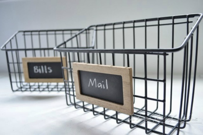 DIY Industrial mail boxes