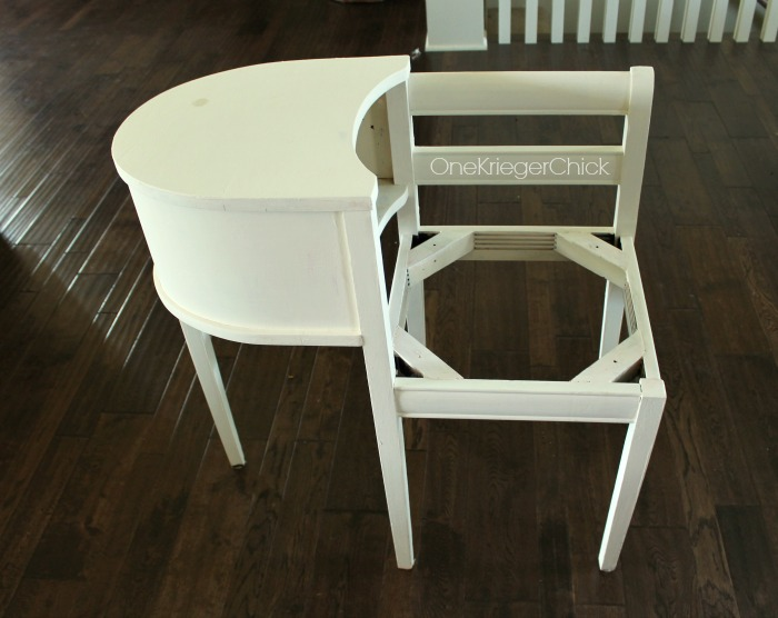 - Antique Telephone Table Makeover...easy As 1,2,3! - Onekriegerchick