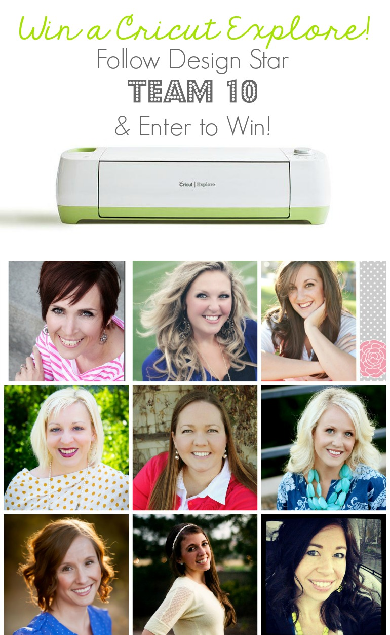 Cricut Explore Contest Graphic