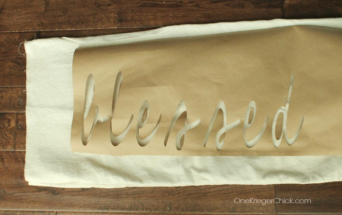 stencil template-OneKriegerChick.com