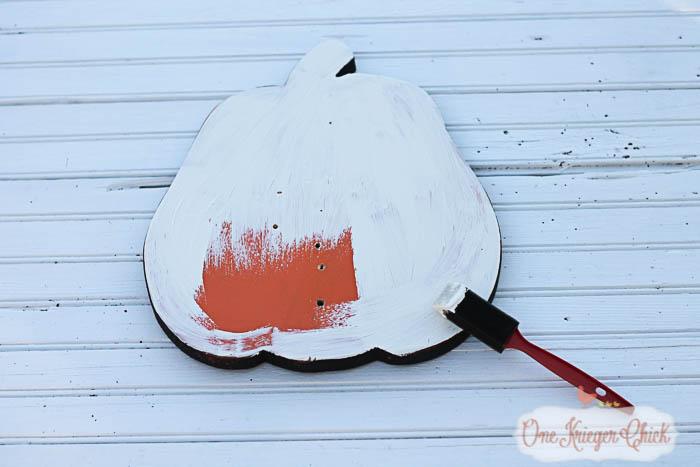 Reversible Fall Sign-paint -OneKriegerChick.com