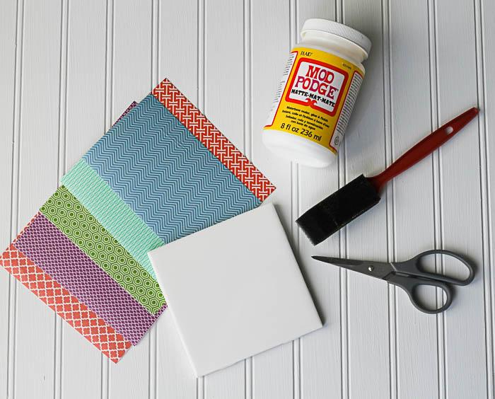 Quilt Block inspired Coasters- OneKriegerChick