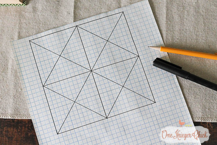 How to Make your own Barn Quilt- 10- OneKriegerChick.com
