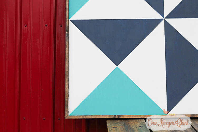 Make your own Barn Quilt-6-OneKriegerChick